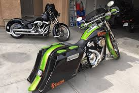 Backyard Baggers Home Baggers Bags Extended Stretched Saddlebags Harley