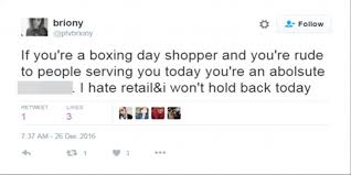 is the niagara falls outlet a target for terrorist on black friday bargain hunters expected to shell out almost 4bn on boxing day