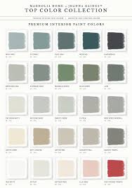 magnolia home paint colors home