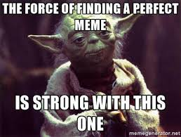 The Force Is Strong With This One Meme - star wars memes show us your star wars memes oz facebook