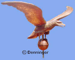 flagpole ornaments copper flagpole eagles gilded ornaments