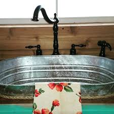 galvanized tub kitchen sink galvanized kitchen sink antique kitchen sinks galvanized tub kitchen
