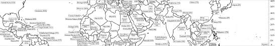 Blank World Map Pdf by Yoel Natan Site Map