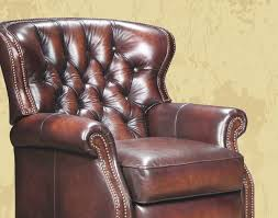Yellow Recliner Chair Chair Barcalounger Presidential Ii Recliner Chair Yellow Leather