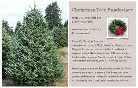 christmas tree fundraiser flyer png height u003d454 u0026width u003d700