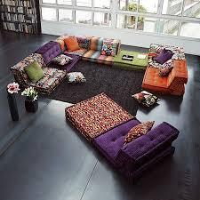 canap au sol canape ras du sol idées décoration intérieure farik us