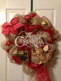 copper glitz christmas wreath easy crafts and homemade related to