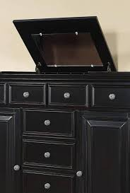 bureau valley martinique martinique bedroom transitional mule chest with lift top