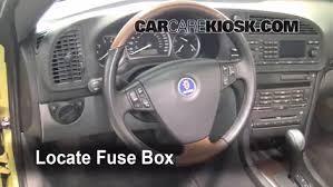 saab fuse box interior fuse box location saab saab arc similiar
