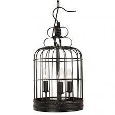 Cage Chandelier Lighting Black Bird Cage Chandelier Modern U0026 Industrial Lighting Cult Uk