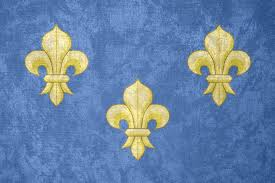 kingdom of france grunge flag 1328 1589 by undevicesimus on