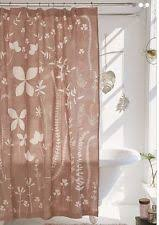 Mauve Shower Curtain Outfitters Shower Curtains Ebay