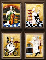 art painting for home decoration aliexpress com buy 4 piece canvas painting ancient kitchen