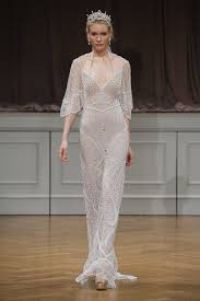 the 6 fall 2017 wedding dress trends we didn u0027t see coming glamour