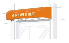 langley awning langley awning sign residencial commercial awning sign