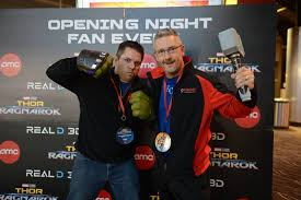 thor ragnarok opening night fan event amc theatres it was main event time at our thorragnarok facebook