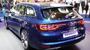 renault talisman estate renault talisman sedan and estate make world premiere at iaa