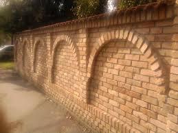 91 best kerítés images on pinterest garden brick images and
