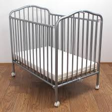 Foldable Baby Crib by L A Baby Cs 81 24
