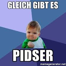Success Kid Meme Generator - gleich gibt es pidser success kid meme generator