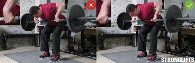 Bench Barbell Row How To Barbell Row With Proper Form The Definitive Guide