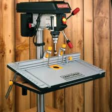 Drill Press Table Craftsman Pro Band Saw Fence And Drill Press Table The Sawdustzone