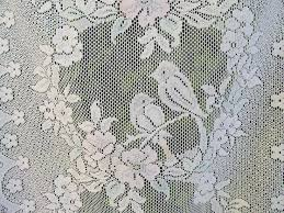 French Lace Kitchen Curtains 52 Best Lovely Lace Images On Pinterest Country Curtains Rod