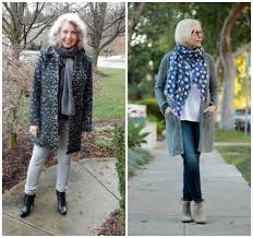 guide about casual winter for older women trends for