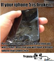 broken phone by smarty meme center