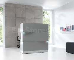 Rounded Reception Desk by Contemporary Reception Desks At B A Stores Free Shipping