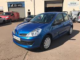 renault clio 2006 used 2006 renault clio 1 2 16v expression 5dr for sale in tiverton