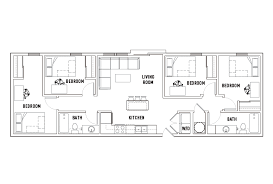 square floor plans floor plans chauncey square housing lafayette in