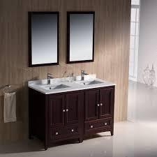 48 bathroom vanity with double sink 413182 double sink vanity