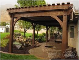 backyards terrific 16 best images about patio pergola on