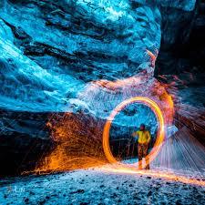Crystal Cave Vatnajokull Glacier Vatnajokull National Park
