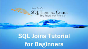 sql query join tutorial sql joins tutorial for beginners inner join left join right join