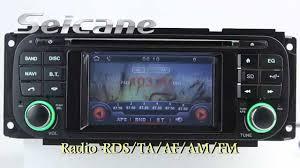 2002 2003 2004 dodge dakota aftermarket gps navigation audio
