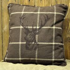 stag u0027s head cushion scottish antique u0026 arts centre
