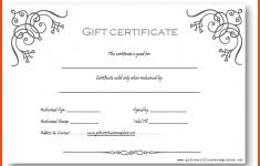 free business gift certificate template word imts2010 info