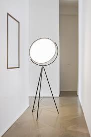 adjustable floor lamp superloon by flos design jasper morrison
