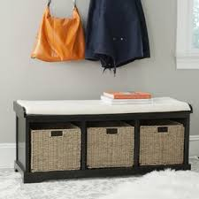 cubby equipped storage benches you u0027ll love wayfair