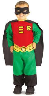 Infant Robin Halloween Costume Robin Fancy Dress Costume Infant Toddler Superheroes