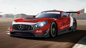 mercedes le mans amdtuning will run a mercedes amg gt3 in the michelin le mans cup