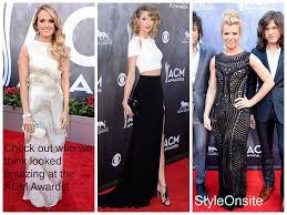 style onsite style onsite academy of country music awards