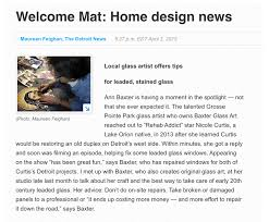 Native Home Design News In The News U2013 Ann Baxter