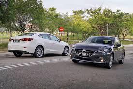 mazda araba mazda cars sold in malaysia unaffected by potential parking brake