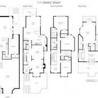 3 story row house floor plans thecarpets co