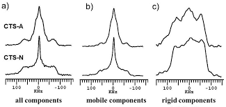 polymers free full text 2h solid state nmr analysis of the
