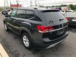 volkswagen atlas trunk new 2018 volkswagen atlas 3 6l v6 se 4motion suv in lancaster