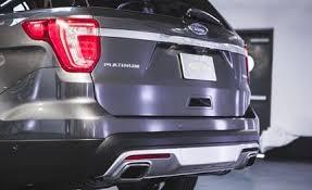 2015 ford explorer interior lights 2016 ford explorer photos and info news car and driver